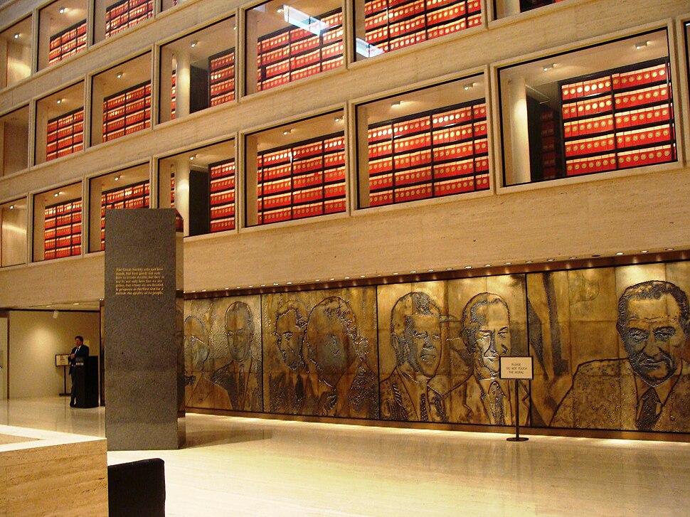 LBJ Lib Museum (3)
