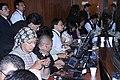 La Asamblea Nacional instaló la sesión solemne, en la que el presidente de la República, Rafael Correa Delgado, presenta su informe a la nación (6030462565).jpg