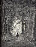 La Belle au Bois Dormant - third of six engravings by Gustave Doré.jpg