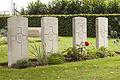 La Brique Military Cemetery n°1.JPG