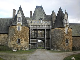 Image illustrative de l'article Château de la Motte-Glain