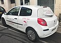 La Perle Sushi (take away) - Delivery car.JPG