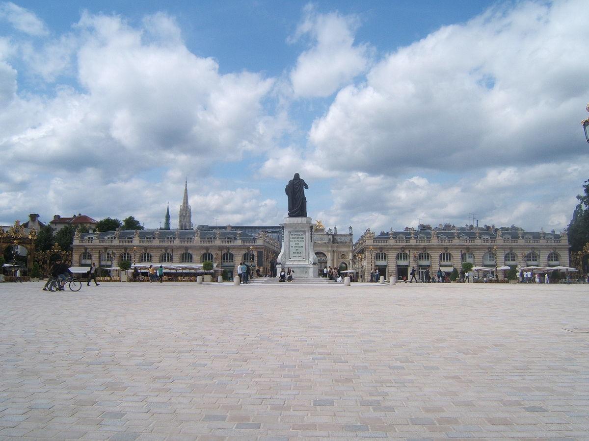 place stanislas wikipedia nancy wiki