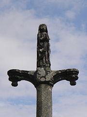 calvaire de l'église de Pont-Christ