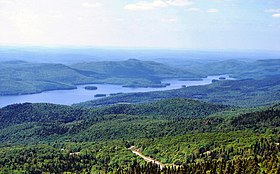 Image illustrative de l'article Lac-Tremblant-Nord