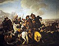 Laer Cavalry Battle Scene.JPG