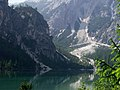 Lago di Braies, Pragser Wildsee - panoramio.jpg