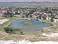 Lake under Pammukale - panoramio.jpg
