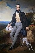 Alphonse de Lamartine.