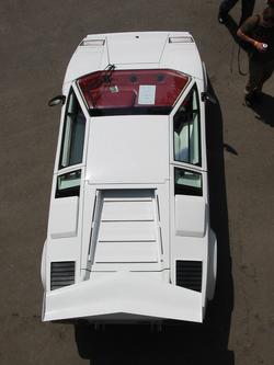 Lamborghini Countach Futuristic Styling Cars