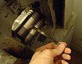 Laminating silver solder.JPG