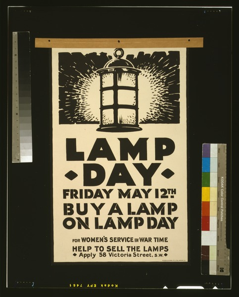 File lamp day friday may 12th buy a lamp on lamp day for women 39 s service in war time - Lamp may day ...