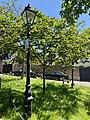 Lamp post, Windmill Hill, Hampstead, June 2021.jpg