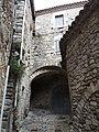 Lanas - Vieux village - Ruelle.jpg