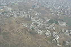Landing in Pakistan - View of Rawalpindi.jpg