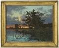 Landscape after Sunset (Per Ekström) - Nationalmuseum - 20372.tif