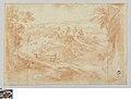Landschap met een brug over een beekje, circa 1712 - circa 1799, Groeningemuseum, 0041422000.jpg