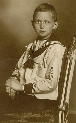 Johann Leopold, Hereditary Prince of Saxe-Coburg and Gotha - Image: Langhammer Johann Leopold von Sachsen Coburg und Gotha Verlag Albert Horn 310