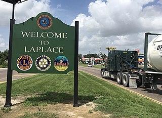 LaPlace, Louisiana Census-designated place in Louisiana, United States