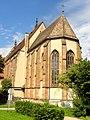 Lautenbach, Wallfahrtskirche Mariä Königin, Ansicht von Südosten 2.jpg