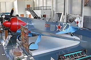 Lavochkin La-7 Fighter aircraft family