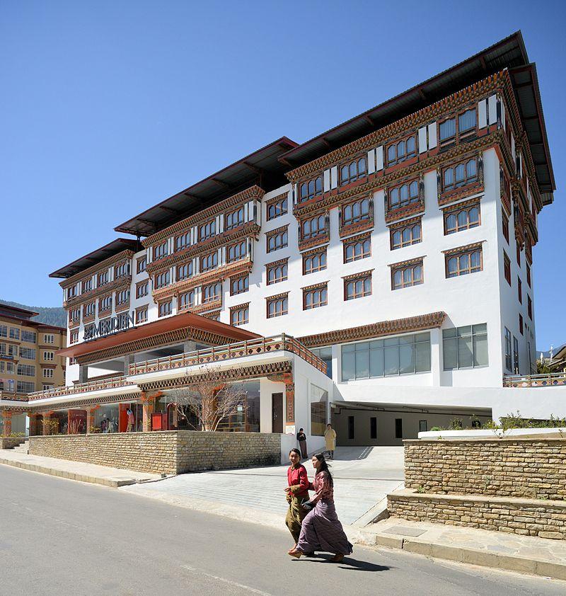 Le Meridien Hotel, Thimphu (c).jpg