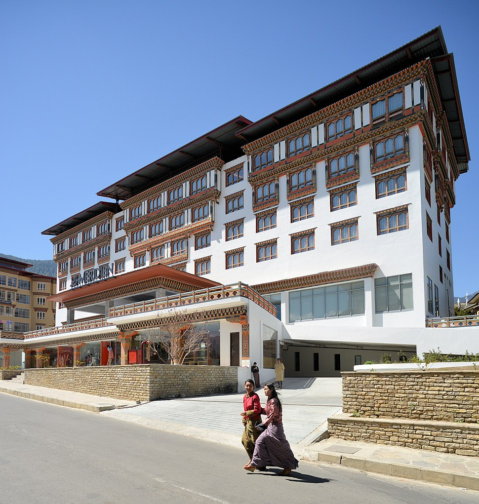 Le Meridien Hotel, Thimphu (c)