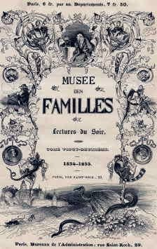 Le Musée des familles 1854-1855