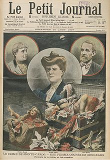Le Petit Journal - 25 August 1907, Vere St. Leger Goold.jpg