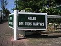 Le Touquet-Paris-Plage (Allée des Trois martyrs).JPG