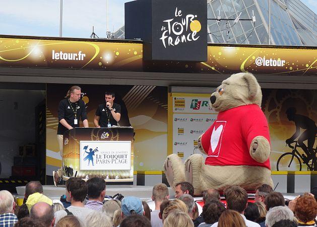 Le Touquet-Paris-Plage - Tour de France, étape 4, 8 juillet 2014, départ (A26).JPG