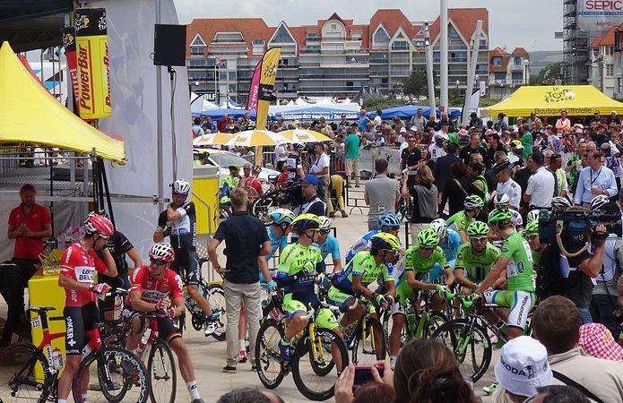 Le Touquet-Paris-Plage - Tour de France, étape 4, 8 juillet 2014, départ (C08).JPG