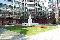 Clădirea Konrad Adenauer din orașul Luxemburg, Luxemburg