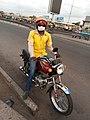 Le transportː Cotonou au Bénin 02.jpg