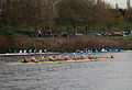 Leander I just after the start of the 2011 Tideway Head.jpg