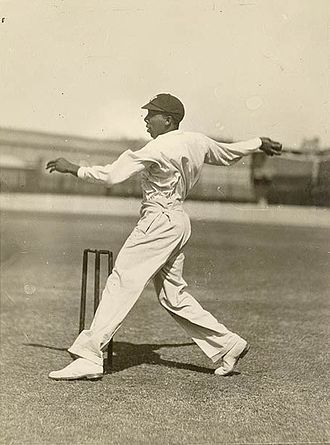 History of the West Indian cricket team - Image: Learie Constantine