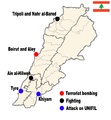 Lebanon 2007 conflict map.png