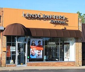 LensCrafters - LensCrafters Optique store, Ann Arbor, MI