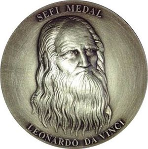 European Society for Engineering Education - Leonardo Da Vinci Medal