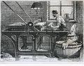 """Les merveilles de l'industrie, 1873 """"Machine de Ott, ou chevalet mécanique..."""" (4727237726).jpg"""
