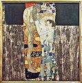 Les trois âges de G. Klimt (GNAM, Rome) (5974941554).jpg