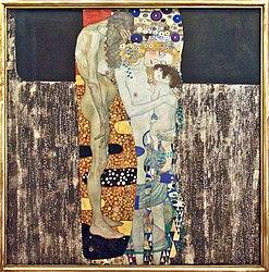 Gustav Klimt: Las tres edades de la mujer