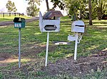 Letter boxes in Warrill View, Queensland, Australia.jpg