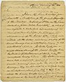 Letter signed Wm. Clark (William Clark), St. Louis, to James Monroe, Secretary of State, Washington City, January 23, 1814.jpg