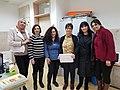 Librarians Edit AR Wikipedia Nazareth 1.jpg