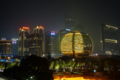 Light show in Qianjiang New City 01.png