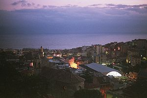Liguria coast twilight.jpg