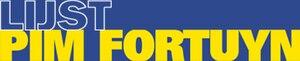 Pim Fortuyn List - Image: Lijst Pim Fortuyn logo