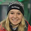 Lillehammer 2016 - Speed skating Ladies' 500m - Jasmin Güntert.jpg