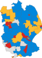 Lincolnshire County Council election, 1993.png